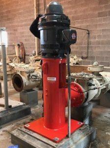 Rhino Orange Pump